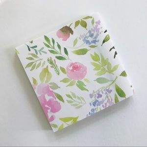 Other - Floral Self-adhesive Notes